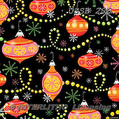 Sarah, GIFT WRAPS, GESCHENKPAPIER, PAPEL DE REGALO, Christmas Santa, Snowman, Weihnachtsmänner, Schneemänner, Papá Noel, muñecos de nieve, paintings+++++Ornaments-11-A-1,USSB206,#GP#,#X#