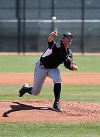 Michael Kopech - Chicago White Sox 2018 spring training (Bill Mitchell)