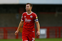 Tony Craig of Crawley Town during Crawley Town vs Carlisle United, Sky Bet EFL League 2 Football at Broadfield Stadium on 21st November 2020