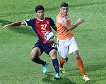 Johor Darul Ta'zim vs Baliester Khalsa during the 2015 AFC Cup 2015 Group F match on May 12, 2015 at the Faisal Al Huseni Stadium in Johor Bahru, Malaysia. Photo by Stanley Chou / World Sport Group