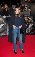 January 13 2018, PARIS FRANCE<br /> Premiere of the film Pentagon Papers at UGC Normandie Paris. Actress Ana Girardot<br /> is present.