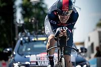 Dylan van Baarle (NED/INEOS Grenadiers)<br /> <br /> Stage 20 (ITT) from Libourne to Saint-Émilion (30.8km)<br /> 108th Tour de France 2021 (2.UWT)<br /> <br /> ©kramon