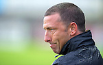 Drogheda United St Johnstone...07.07.11  Pre-season Friendly.Derek McInnes watches the game.see story by Gordon Bannerman Tel: 07729 865788.Picture by Graeme Hart..Copyright Perthshire Picture Agency.Tel: 01738 623350  Mobile: 07990 594431