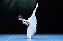"""London, UK. 26.01.2020. Yasmine Naghdi rehearses for """"Giselle"""" in the Ballet Icons Gala 2020, at the London Coliseum. Photograph © Jane Hobson."""