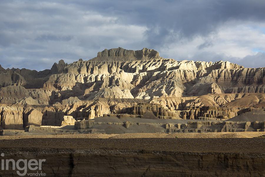 Clay Forests of Tsada, Western Tibet