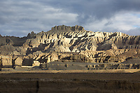 Clay Forests of Tsada, Western Tibet
