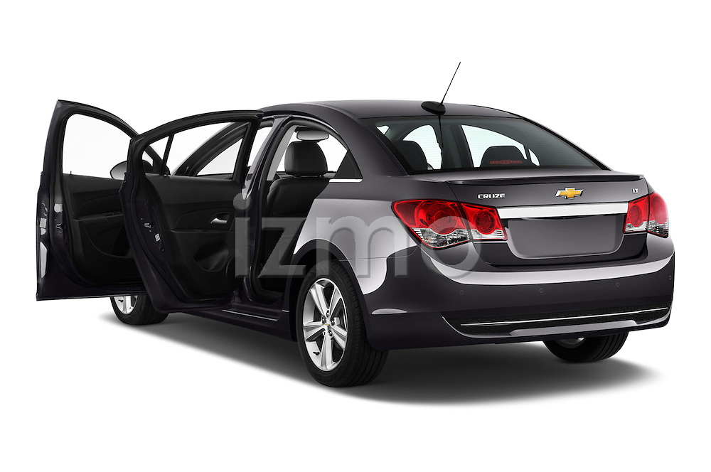 Car images of 2016 Chevrolet Cruze-Limited 2LT-Auto 4 Door Sedan Doors