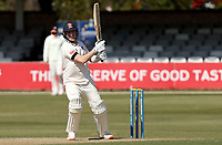 Sam Cook of Essex in batting action during Essex CCC vs Durham CCC, LV Insurance County Championship Group 1 Cricket at The Cloudfm County Ground on 17th April 2021