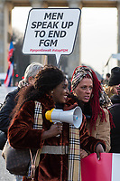2019/02/06 Politik | Protest gegen Genitalverstuemmelung