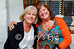 Enjoying the evening in Cassidy's on Friday, l to r: Lisa Cantwell and Deirdre Fahey.