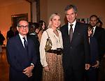 GIOVANNI TRIA CON GIADA SANTASILIA E GIANDOMENICO MAGLIANO<br /> FESTA RIUNIFICAZIONE TEDESCA A VILLA ALMONE ROMA OTTOBRE 2019