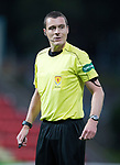 St Johnstone v Partick Thistle…08.08.17… McDiarmid Park.. Betfred Cup<br />Referee Euan Anderson<br />Picture by Graeme Hart.<br />Copyright Perthshire Picture Agency<br />Tel: 01738 623350  Mobile: 07990 594431