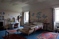 Numerous bedrooms have 1930s decor