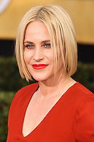 LOS ANGELES, CA - JANUARY 18: Patricia Arquette at the 20th Annual Screen Actors Guild Awards held at The Shrine Auditorium on January 18, 2014 in Los Angeles, California. (Photo by Xavier Collin/Celebrity Monitor)