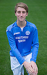 St Johnstone FC Academy U15's<br /> Ben Quigley<br /> Picture by Graeme Hart.<br /> Copyright Perthshire Picture Agency<br /> Tel: 01738 623350  Mobile: 07990 594431