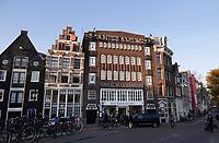 Nederland  Amsterdam  2020.   Gunters en Meuser. Handel in IJzerwaren. Groot pand in Amsterdamse School-stijl naar ontwerp van P. Vorkink en Jac. Ph. Wormser. Foto : ANP/ HH / Berlinda van Dam