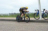 WIELERSPORT: LELYSTAD: 31-08-2021, Benelux Tour, Tijdrit, Timo Roosen, ©foto Martin de Jong