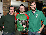 Emmett Lynch Memorial Cup 2014
