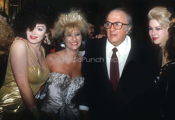 Federico Fellini 1978<br /> Photo By John Barrett/PHOTOlink.net / MediaPunch
