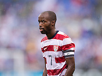 DaMarcus Beasley.  The United States defeated El Salvador, 5-1, during the quarterfinals of the CONCACAF Gold Cup at M&T Bank Stadium in Baltimore, MD.