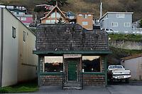The B&B Bar, Kodiak Island, Alaska, US
