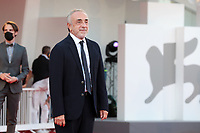 VENICE, ITALY - SEPTEMBER 11: Silvio Orlando attends the closing ceremony red carpet during the 78th Venice International Film Festival on September 11, 2021 in Venice, Italy. <br /> CAP/MPI/AF<br /> ©AF/MPI/Capital Pictures