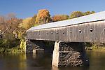Covered bridge. NH