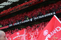 Pictured: Manchester United supporters.<br />