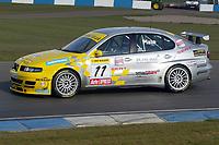 Round 1 of the 2005 British Touring Car Championship. #11. Jason Plato (GBR). SEAT Sport UK. SEAT Toledo.