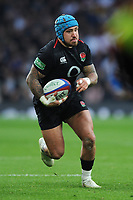 Jack Nowellof England in action during the Quilter International match between England and Japan at Twickenham Stadium on Saturday 17th November 2018 (Photo by Rob Munro/Stewart Communications)