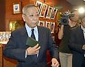The Spokesperson for the Owners of the Disputed Senkaku Islands Hiroyuki Kurihara at FCCJ