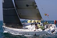 ESP6928  .MALACCA  .ANTONIO GALERA CASTILLO  .R.C.MEDITERRANE  .DUFOUR 34 .II Campeonato del Mundo de Vela IMS670 - Agosto 2006 - Real Club Náutico de El Puerto de Santa María