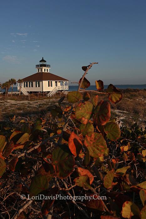 Port Boca Grande Lighthouse  #FL12