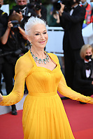 """CANNES, FRANCE. July 6, 2021: Helen Mirren at the premiere of """"Annette"""" at the gala opening of the 74th Festival de Cannes.<br /> Picture: Paul Smith / Featureflash"""