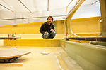 Gautier Nollet from Gepeto Composites capitalising on their expertise in composite boat building for high-tech racing yachts.<br />
