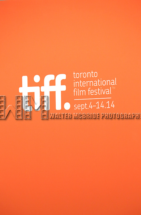 Atmosphere at the Tiff Presentation for 'The Judge' at Roy Thomson Hall on September 4, 2014 in Toronto, Canada.
