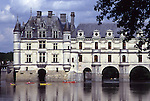 Europe, FRA, France, Loire Valley, Chenonceau, Chateau Chenonceau....[ For each utilisation of my images my General Terms and Conditions are mandatory. Usage only against use message and proof. Download of my General Terms and Conditions under http://www.image-box.com or ask for sending. A clearance before usage is necessary...Material is subject to royalties. Each utilisation of my images is subject to a fee in accordance to the present valid MFM-List...Contact | archive@image-box.com | www.image-box.com ]
