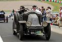 05/06/05 - CHARADE - PUY DE DOME - FRANCE - Commemoration officielle du Centenaire de la Course GORDON BENNETT. RENAULT V1 de 1908 - Photo Jerome CHABANNE