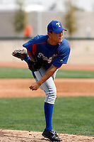 Yoon-Hee Nam   -Texas Rangers - 2009 spring training.Photo by:  Bill Mitchell/Four Seam Images