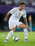Danilo of Real Madrid CF in action during the FC Internazionale Milano vs Real Madrid  as part of the International Champions Cup 2015 at the Tianhe Sports Centre on 27 July 2015 in Guangzhou, China. Photo by Aitor Alcalde / Power Sport Images