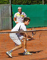 2013-08-17, Netherlands, Raalte,  TV Ramele, Tennis, NRTK 2013, National Ranking Tennis Champ, Nick van der Meer  <br /> Photo: Henk Koster