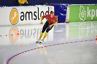 SPEEDSKATING: HEERENVEEN: 30-01-2021, IJsstadion Thialf, ISU World Cup II, 500m Men Division B, Nil Llop (ESP), ©photo Martin de Jong