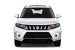 Car photography straight front view of a 2019 Suzuki Vitara Grand Luxe Xtra 5 Door SUV