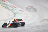 15th November 2020; Istanbul Park, Istanbul, Turkey; FIA Formula One World Championship 2020, Grand Prix of Turkey, Race Day;  33 Max Verstappen NLD, Aston Martin Red Bull Racing