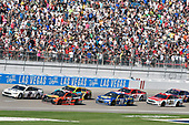 2017 Monster Energy NASCAR Cup Series - Kobalt 400<br /> Las Vegas Motor Speedway - Las Vegas, NV USA<br /> Sunday 12 March 2017<br /> Brad Keselowski and Martin Truex Jr, Bass Pro Shops/TRACKER BOATS Toyota Camry<br /> World Copyright: Nigel Kinrade/LAT Images<br /> ref: Digital Image 17LAS1nk07643