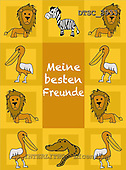 Hans, CUTE ANIMALS, paintings+++++,DTSC3933,#AC# deutsch, illustrations, pinturas