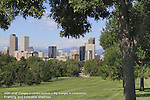 Tree framing City Park, Denver John offers private photo tours and workshops throughout Colorado. Year-round.