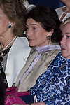 18.06.2012. Queen Sofia of Spain attends the Youth Scholarship Awards Music of Madrid at the Mutua Madrileña Foundation. In the image Paloma O'Shea   (Alterphotos/Marta Gonzalez)