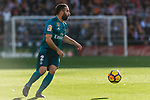 Daniel Carvajal Ramos of Real Madrid in action during the La Liga 2017-18 match between Valencia CF and Real Madrid at Estadio de Mestalla  on 27 January 2018 in Valencia, Spain. Photo by Maria Jose Segovia Carmona / Power Sport Images
