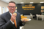 Michael Carey from East Coast Bakehouse<br /> Picture www.newsfile.ie